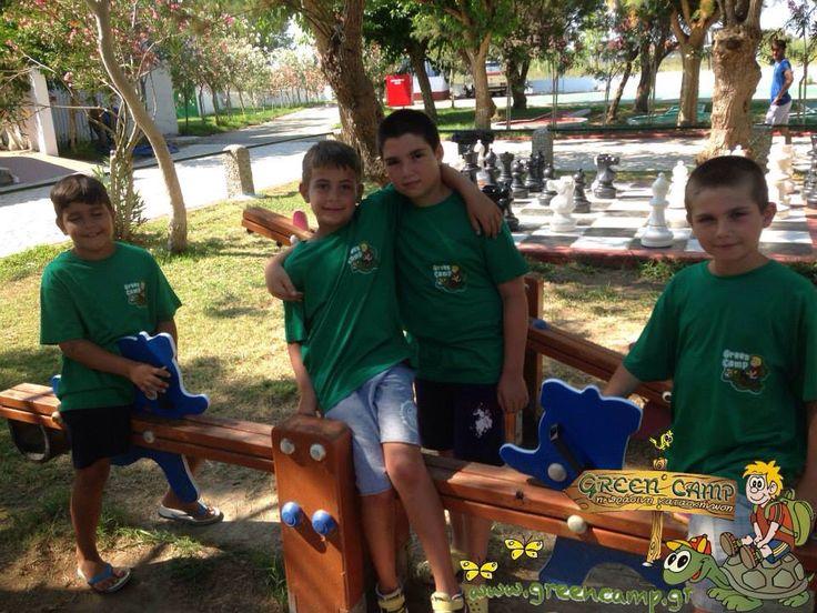 We <3 Green Camp