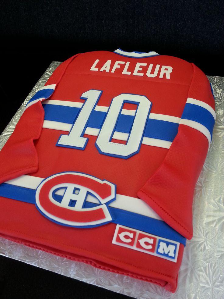 LaFleur jersey - Montreal Canadians