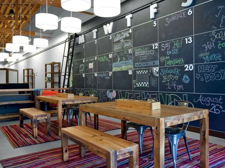 Pin by Sydney Williams on Cowork | Startup office, Office ...