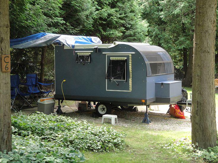 17 Best Images About Teardrop Camper On Pinterest August