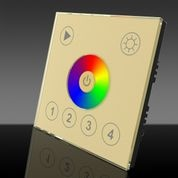 Led controlers in diverse kleuren en vormen