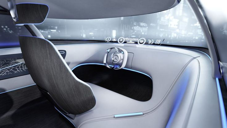 Mercedes-Benz's Vision Tokyo is a self-driving car for the megacity   The Verge