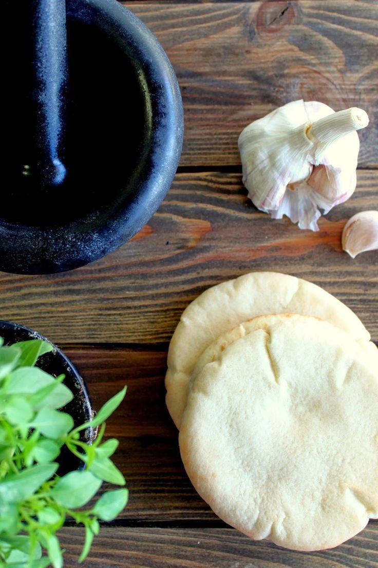 Pan de ajo en 5 minutos y un poco de dise o picnic for Edible canape spoons
