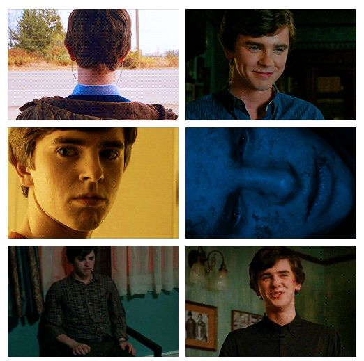 204 best bates motel tv images on pinterest bates for Freddie highmore movies and tv shows