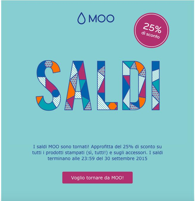 MOO Email Design