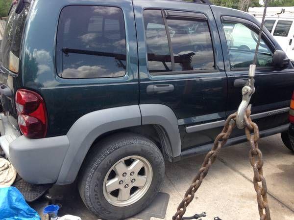 2005 Jeep Liberty Parts (Palm Coast)