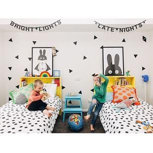 #Kidsroom - #Playroom - #Todler - #Kinderkamer - www.vanmariel.nl