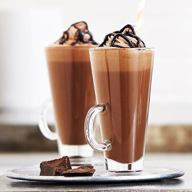 Happy National Coffee Milkshake Day! 😊 Celebrate by treating yourself to one :) Try this coconut mocha coffee milkshake! #vitamix #milkshake #coffee