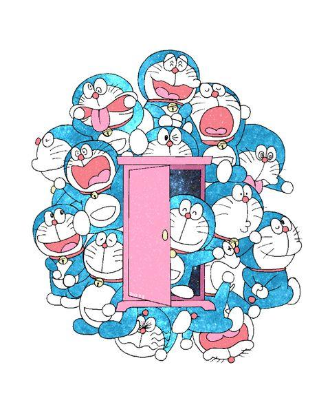 ドラえもん Doraemon「必ずきみに会いにいく」/「(匿名)」のイラスト [pixiv]