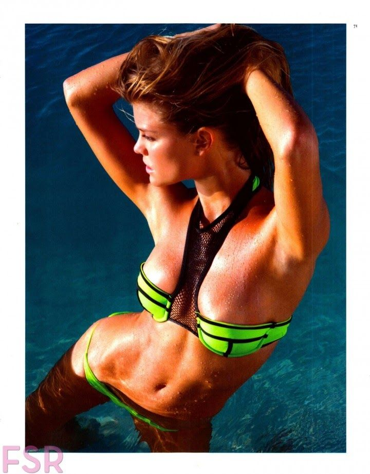 Nina Agdal Uncovered 2015 - Swimsuit | SI.com