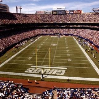 Giants Stadium - Home of the New York Giants