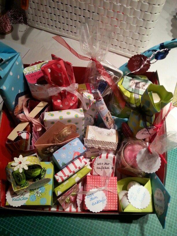 Zum 30.Geburtstag - 30 Geschenke