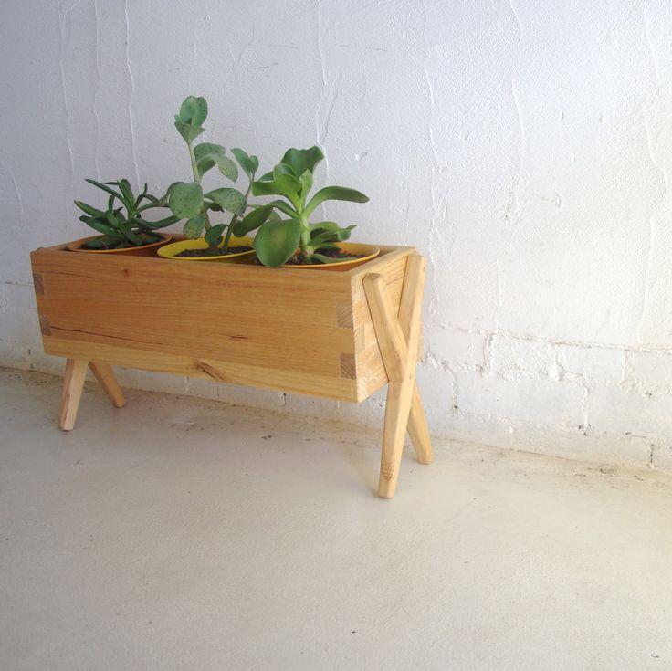 timber planter box designs - Google Search