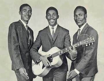 Toots & The Maytals- are a Jamaican musical group and one of the best known ska and rock steady vocal groups.