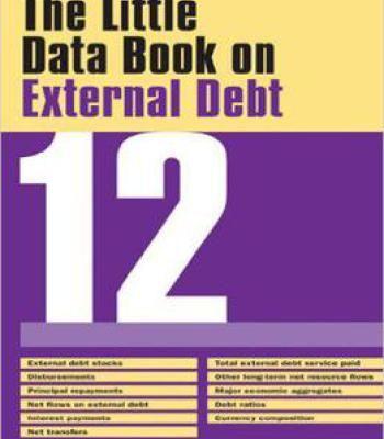The Little Data Book On External Debt 2012 (World Bank Publications) PDF