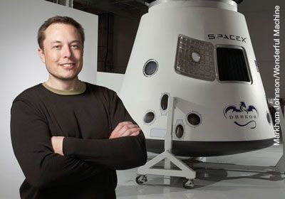 Elon Musk (born June 28, 1971) is a South African born inventor, engineer and entrepreneur best known for co-founding SpaceX, Tesla Motors and X.com, which later became Paypal.