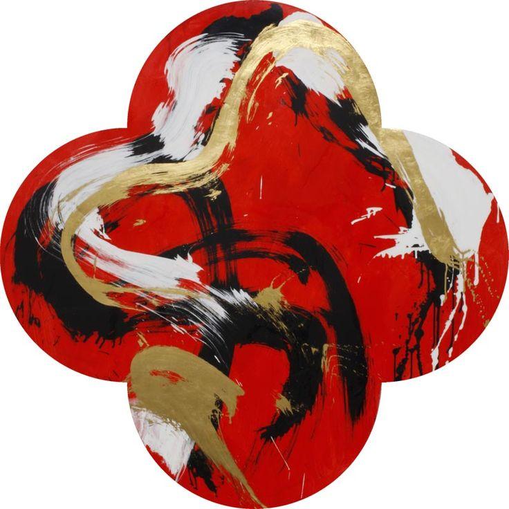 Max Gimblett 'Passion'