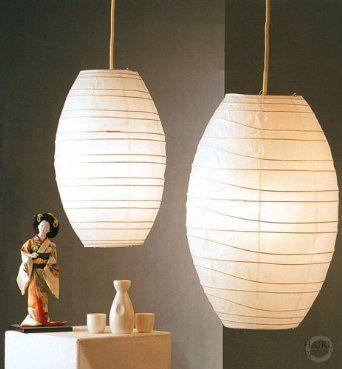 Hanging Paper Lamp