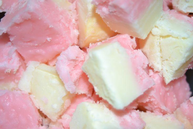 Creamy coconut ice recipe coconut ice recipe coconut
