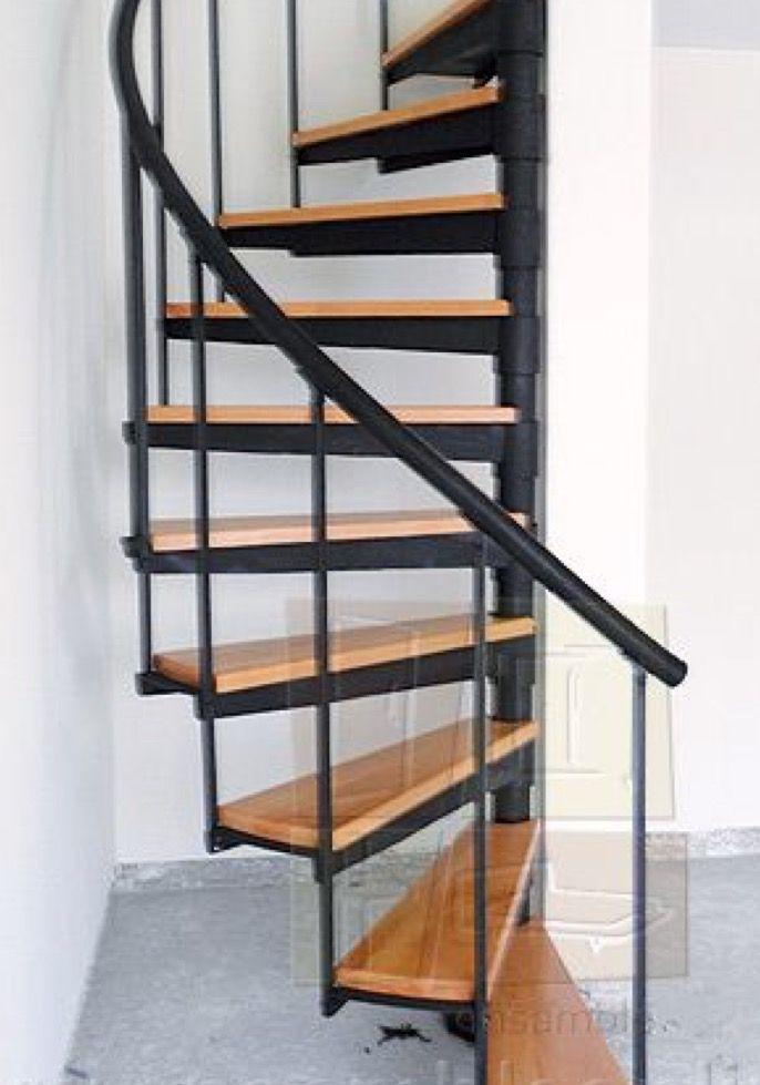 M s de 25 ideas incre bles sobre escadas caracol en - Dimensiones escalera de caracol ...