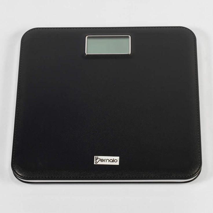 $84.900 Balanza Digital Personal con Apariencia De Cuero y Capacidad de 180Kg.