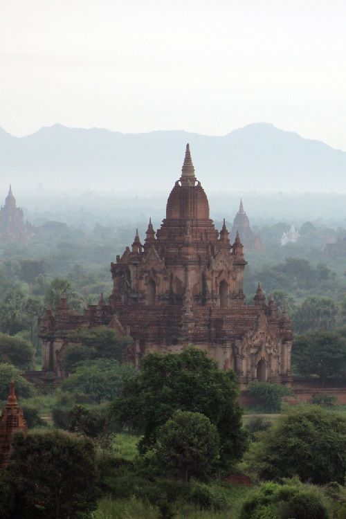 Bagan Temples - by: KX Studio