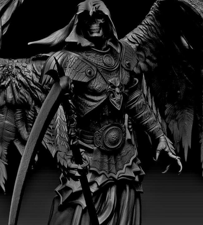 """""""Landing nearby, Satan screeched at the cherubim and all the rest of the elect angels readied in defensive posture. Then their attention fastened upon him. All of them stood poised, ready to jump into any fray he instigated."""" (Refuge, pg. 173). Buy here: http://www.amazon.com/Refuge-Melinda-Inman/dp/1938467884/"""