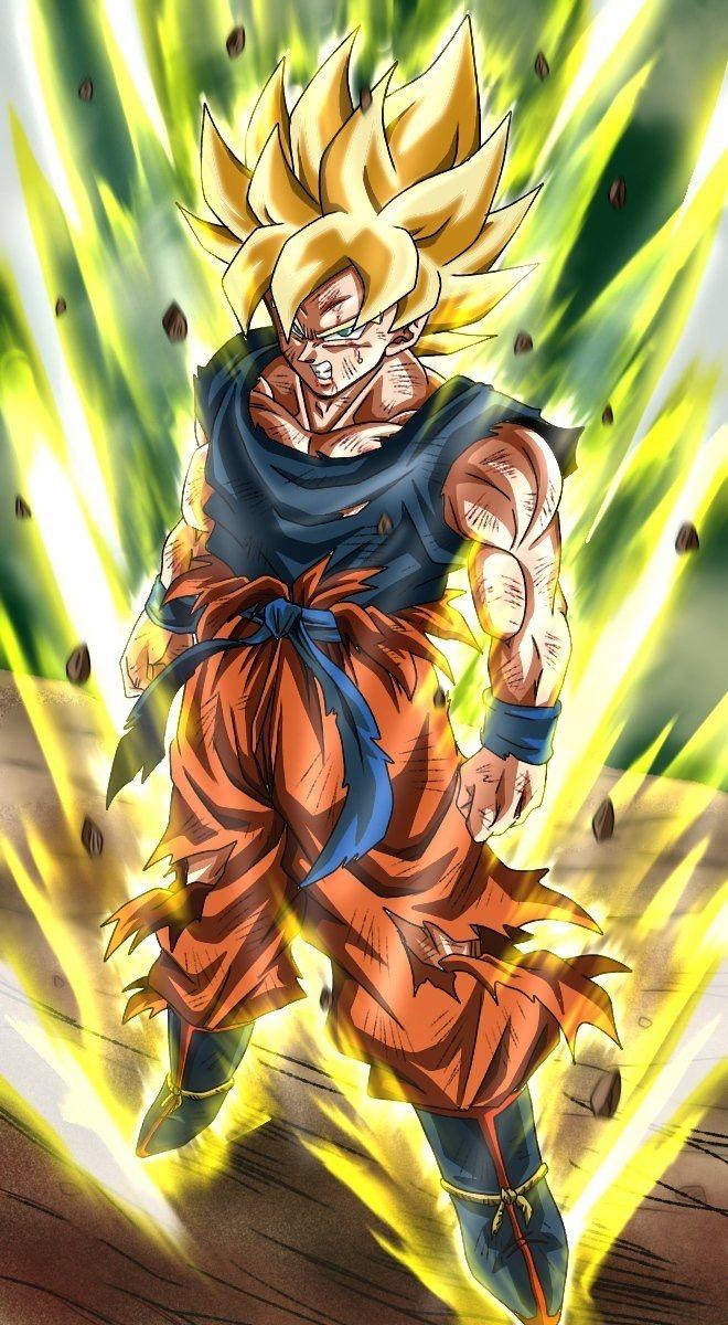 Super Saiyan Goku Dragon Ball Super Manga Anime Dragon Ball Super Dragon Ball Super Goku