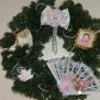 Victorian Christmas Wreath: Christmas Wreaths, Allfreechristmascraft With, Christmas Crafts, Decor Christmas, Allfreechristmascrafts With, Victorian Christmas