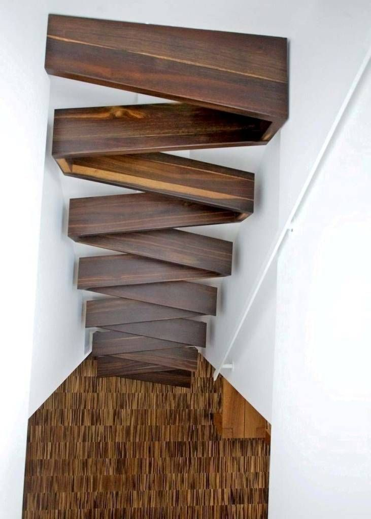 Finde Modern Flur, Diele & Treppenhaus Designs: Raumspartreppe Freiburg. Entdecke die schönsten Bilder zur Inspiration für die Gestaltung deines Traumhauses.