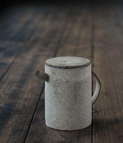 Ceramics by Takashi Endo   Analogue Life