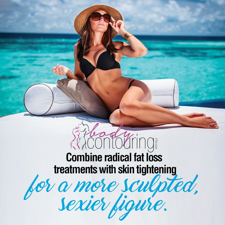 Combine radical fat loss treatments with skin tightening for a more sculpted, sexier figure. For more information or bookings contact hello@drgys.com #Contouring #Body #DrGys
