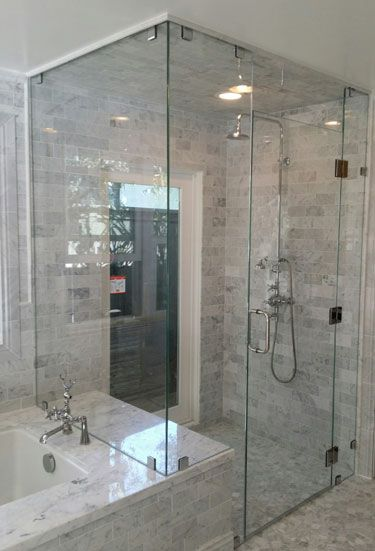 17 Best Glass Shower Enclosures Alumax Images On Pinterest