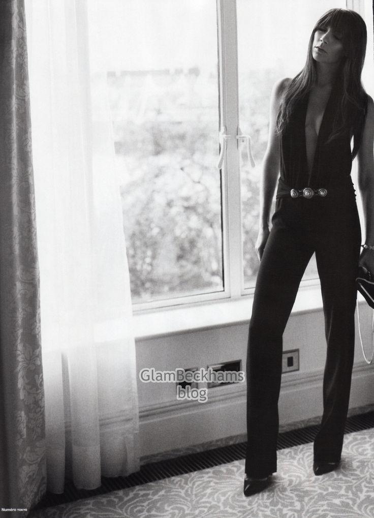 Victoria Beckham a Numéro-ban - Art of Fashion