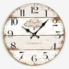 Oltre 25 fantastiche idee su orologi da parete su for Orologio muro vintage