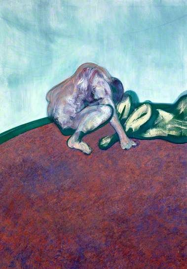 Francis Bacon | Two Figures in a Room