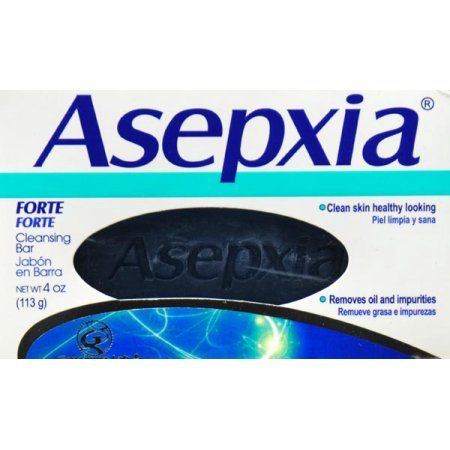 1 Asepxia Forte Acne Soap 4oz