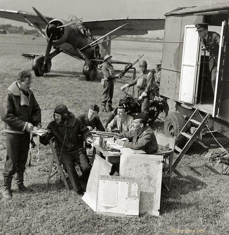 Westland Lysander, Army Co-operation