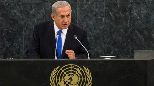 Netanyahu's UN speech: Sounds like a psychopath? IMHO, yes he DOES sound like a psychopath. Rothschild zionist Israel and its leadership need to be called to task . . . finally! Maybe then the Jewish people (the real ones, not the zionists) could find some real peace (along with the rest of the world).