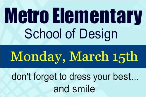 Metro Elementary School of Design