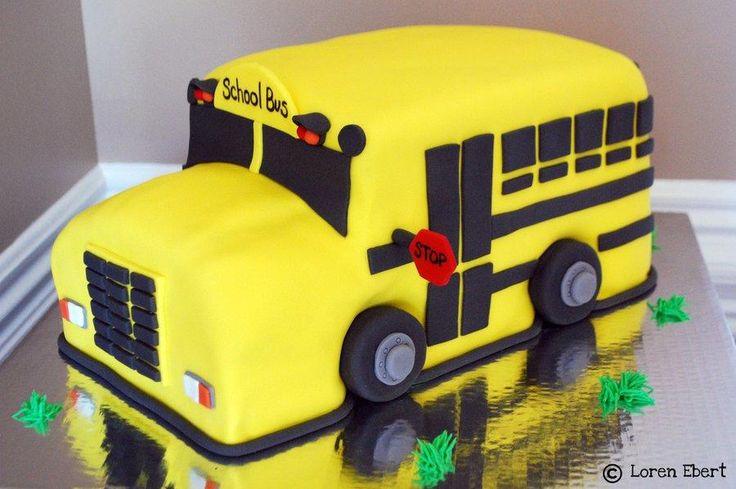 Back to School Cake!