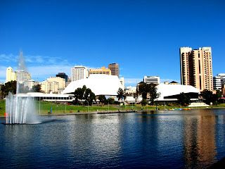 Adelaide Australia....We will go here someday...