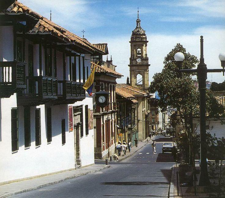 la Candelaria - Bogota D.C