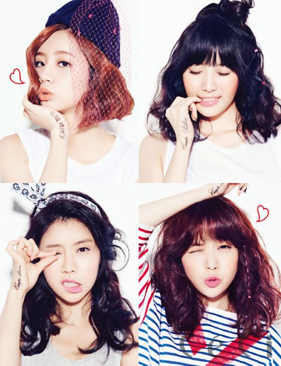 #Girl's Day #girlsday #kpop I'm so obsessed with short hair lately