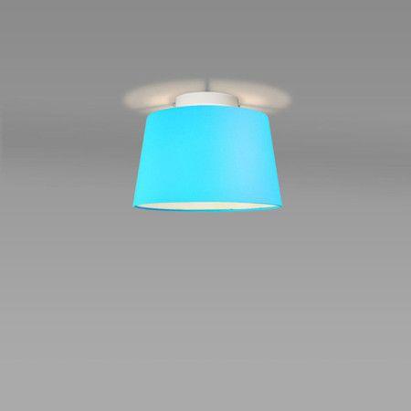 Plafon Ton 30 okrągły jasnoniebieski