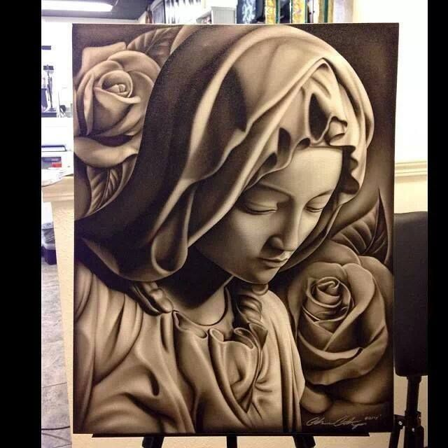 Tattoo Designs Mama Mary: 25+ Best Ideas About Virgin Mary Tattoos On Pinterest