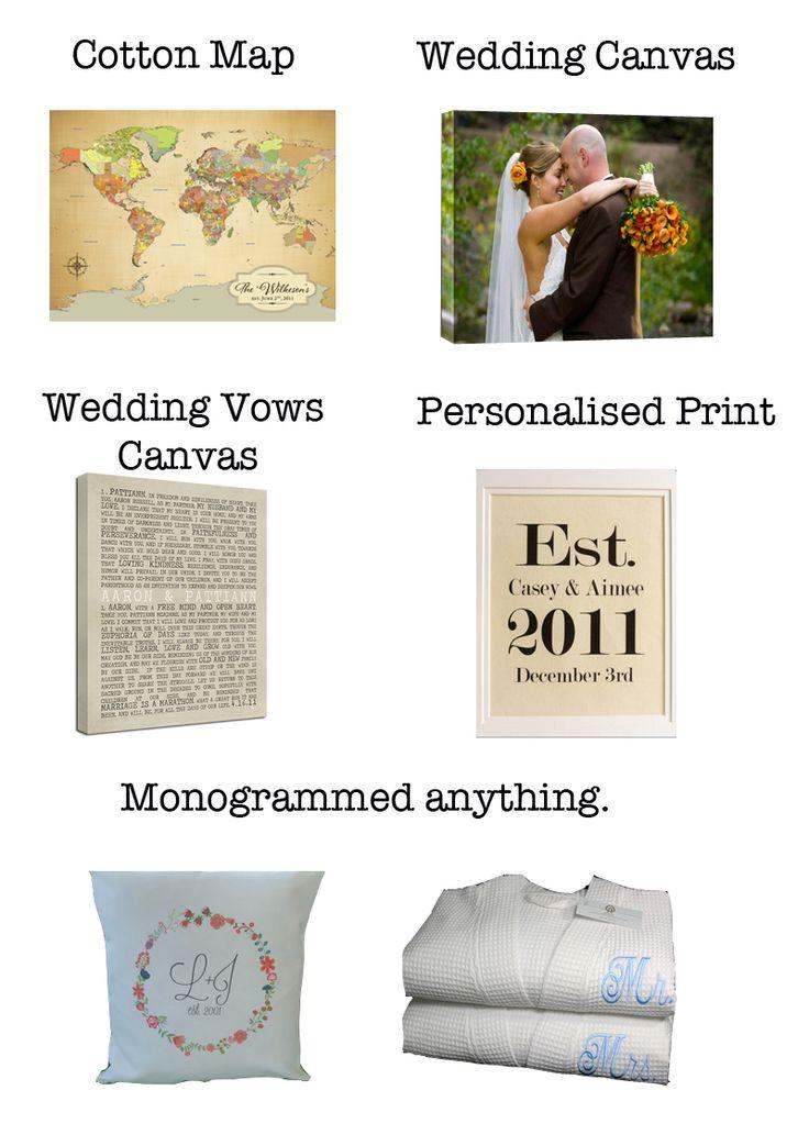 ... Gift Ideas on Pinterest Second wedding anniversary gift, 2nd