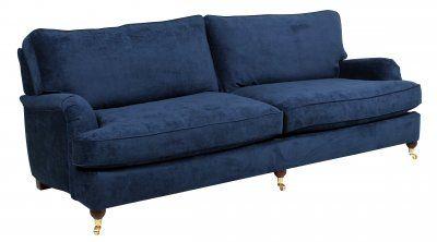 soffa-howard-blå-sammet