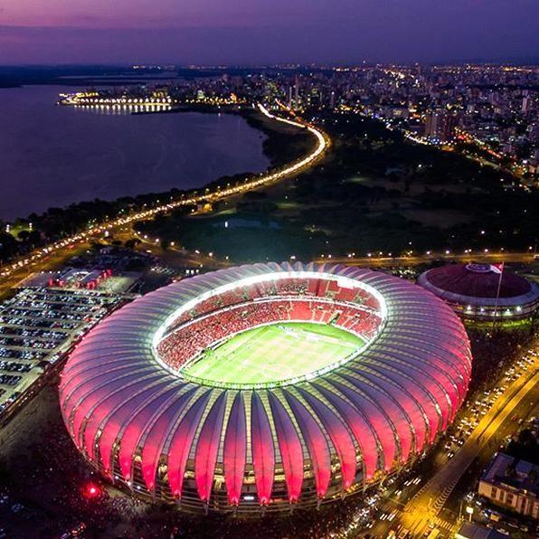 Beira Rio 50 Anos Omarfreitasjunior Agncia Rbs In 2020 Stadium Architecture Stadium Design World Cup Stadiums