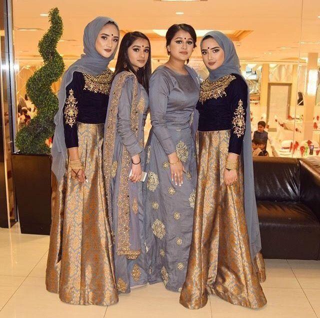 Baju India Hijab